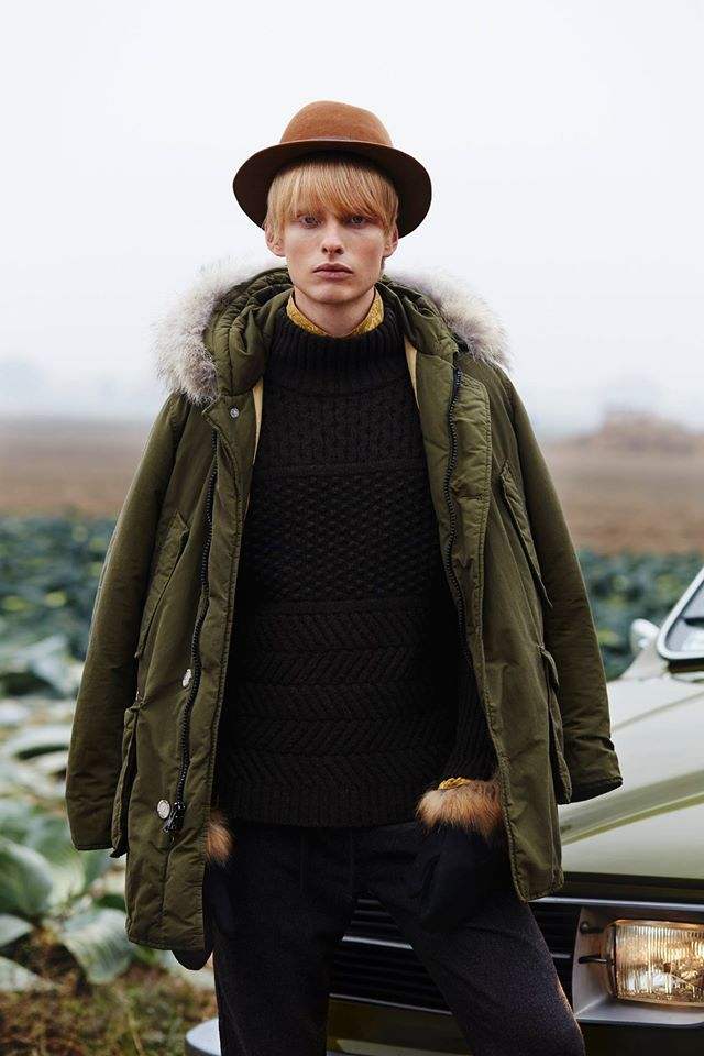 Paris+Hendzel — hnědý klobouk, pánský, elegantní, headwear