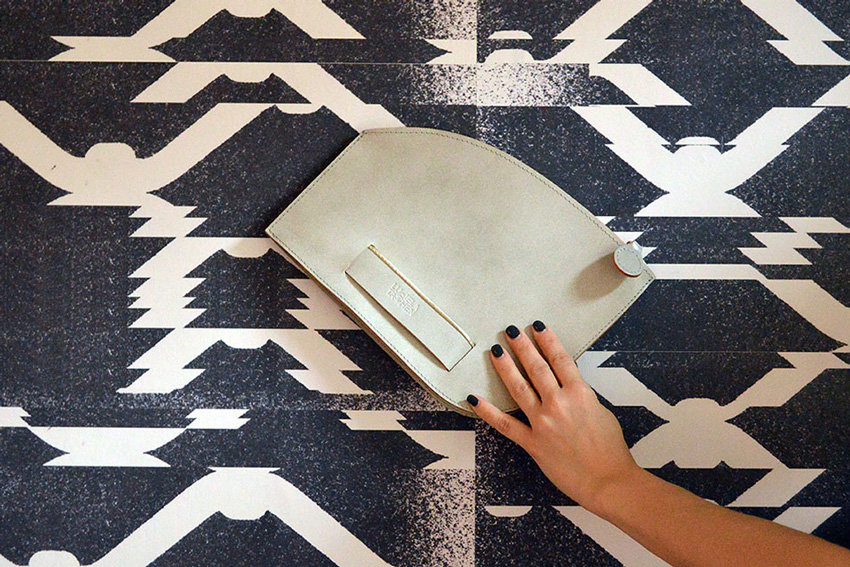 designSUPERMARKET 2015 — Luciela Taschen — módní doplňky, kabelky