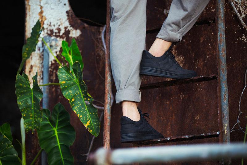 Filling Pieces — černé boty, tenisky, sneakers — pánské, dámské — lookbook – jaro/léto 2016