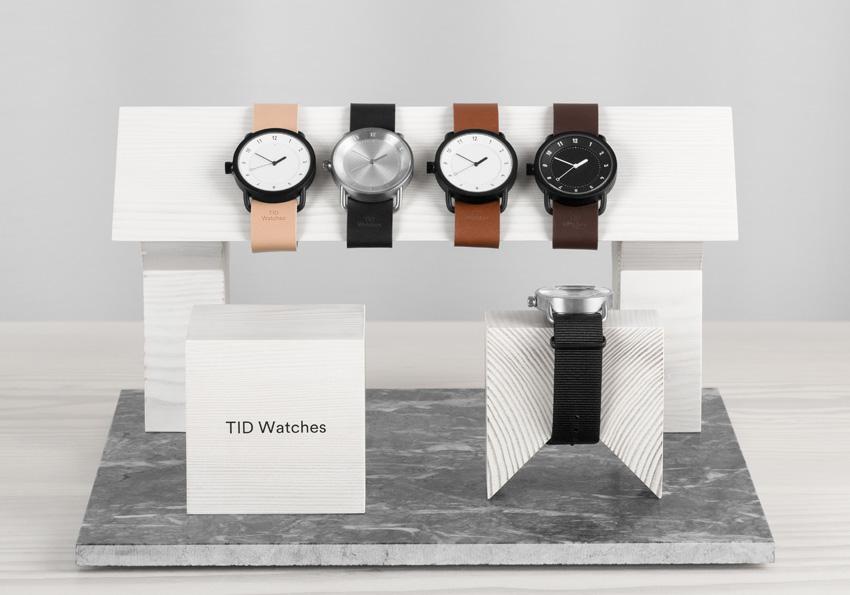 TID Watches – designové náramkové hodinky, švédské, minimalistické – pánské, dámské