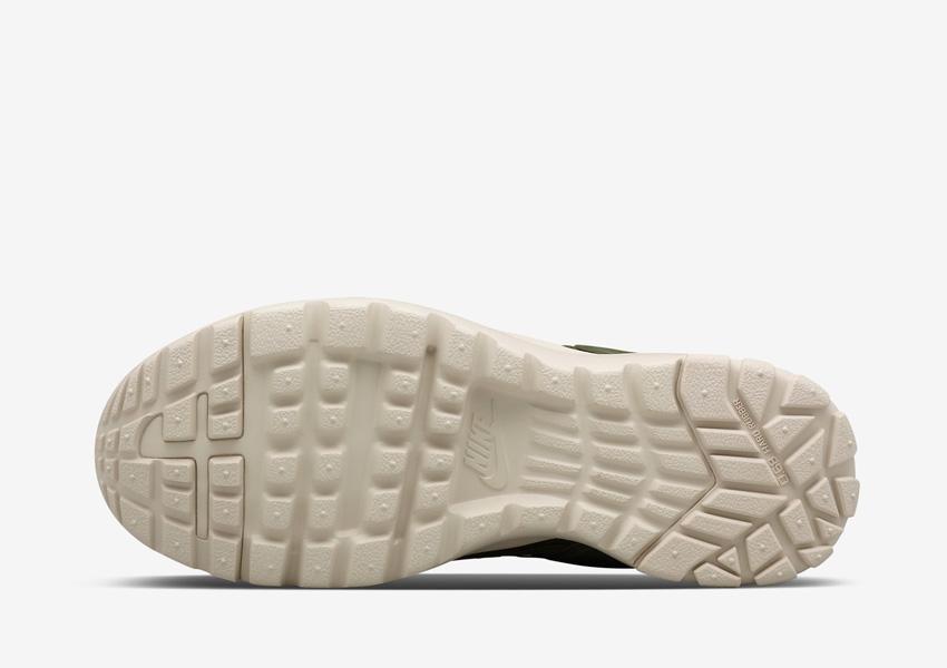 NikeLab x Stone Island Koth Ultra Mid — bílá podrážka — detail