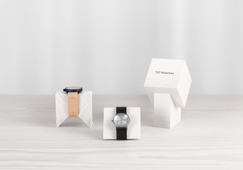 TID Watches – designové hodinky, švédské, minimalistické – pánské, dámské