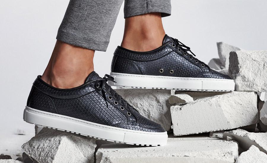 ETQ Amsterdam — Low 2 — nízké luxusní sneakers, boty, tenisky — černé — pánské, dámské, unisex — lookbook jaro/léto 2016