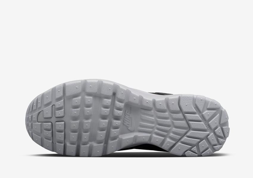 NikeLab x Stone Island Koth Ultra Mid — šedá podrážka — detail