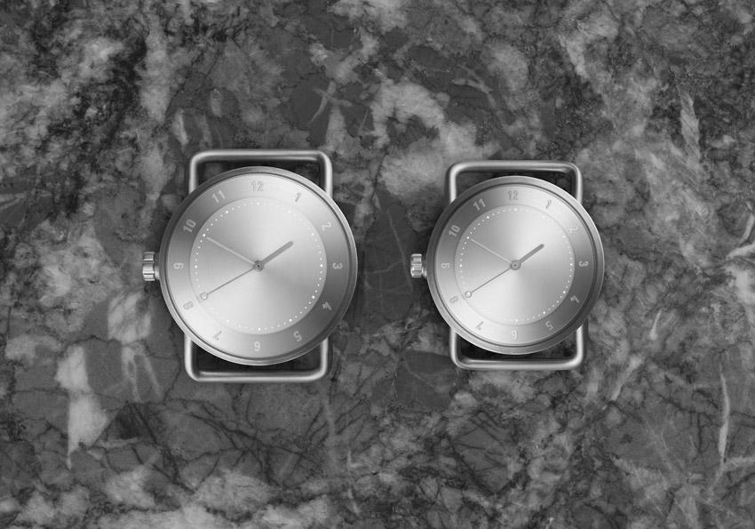 TID Watches – švédské náramkové hodinky, ocelová pouzdra – pánské, dámské