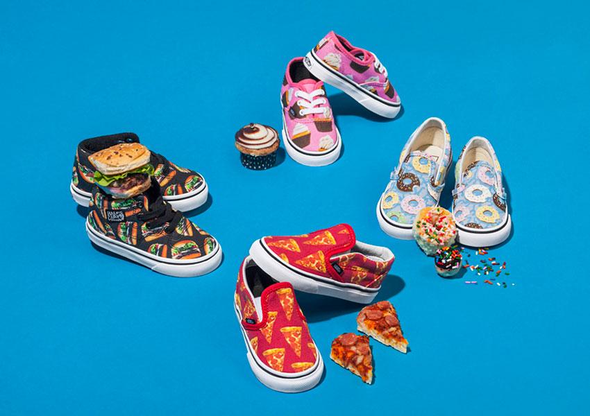 Vans Late Night Pack — dětské boty