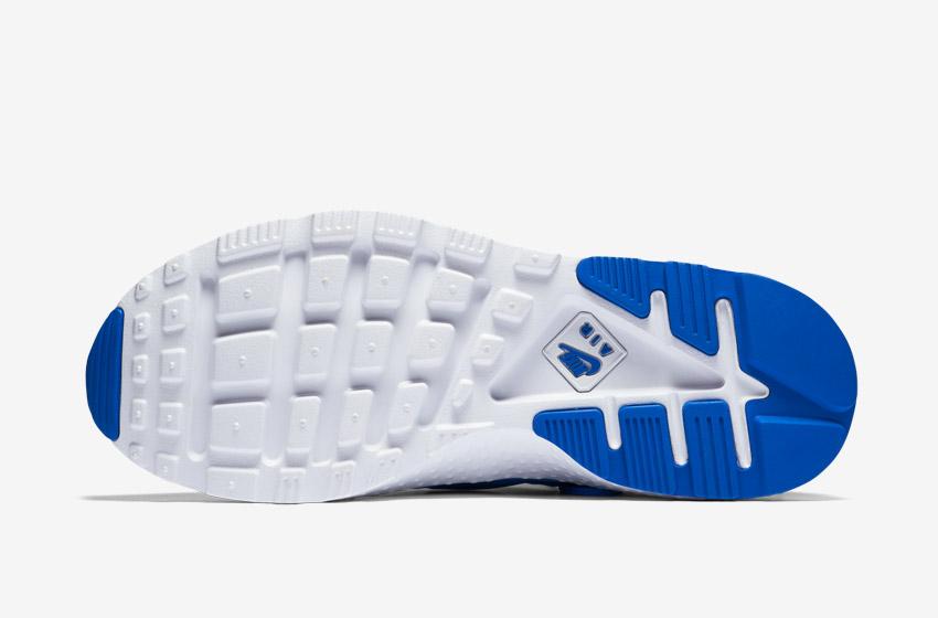 Nike Air Huarache Ultra — zeleno-bílá podrážka