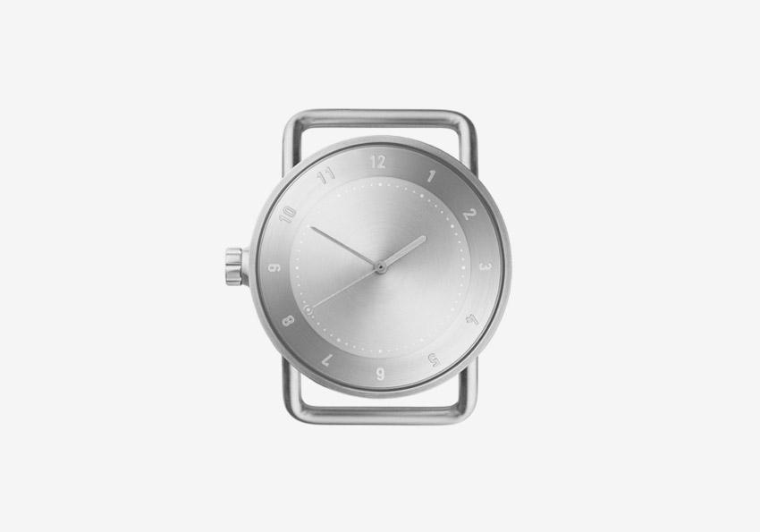 TID Watches – ocelové pouzdro – švédské hodinky – pánské