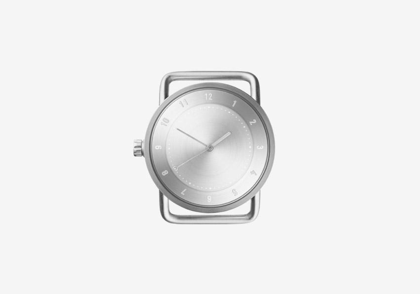 TID Watches – ocelové pouzdro – švédské hodinky – dámské