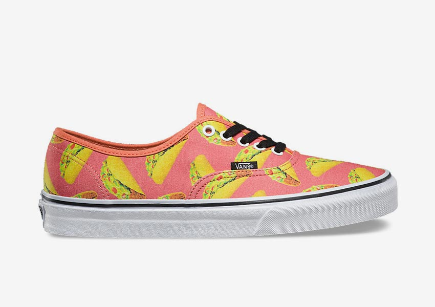 Vans Late Night Pack — tenisky Authentic — Coral/Tacos — růžové