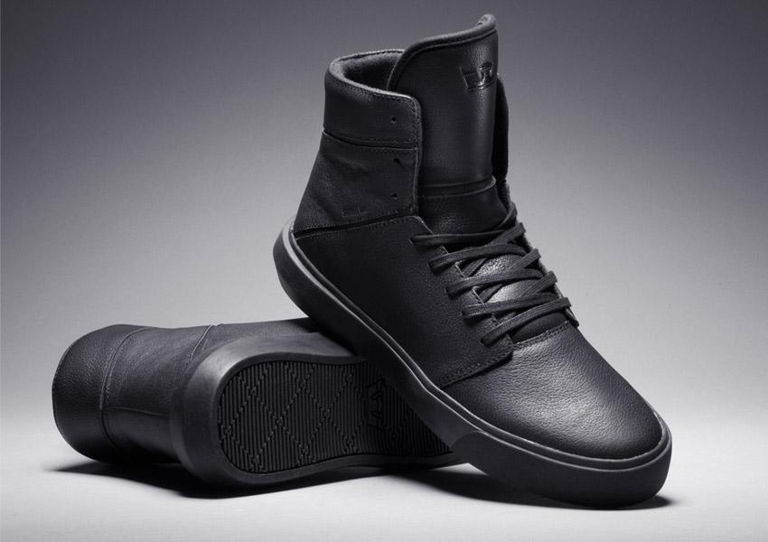 Supra Camino — kotníkové boty — černé — vysoké sneakers 08114c5628