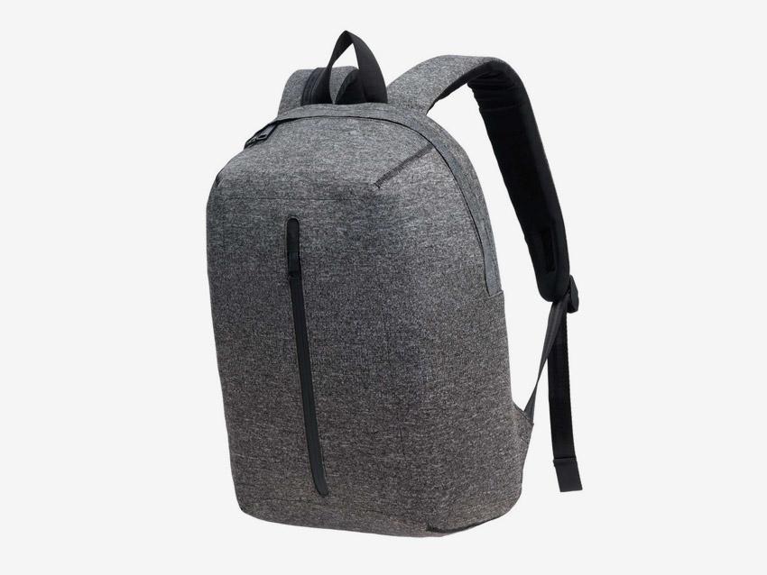 Herschel Supply — batoh na záda — Dayton — šedý melír — ApexKnit