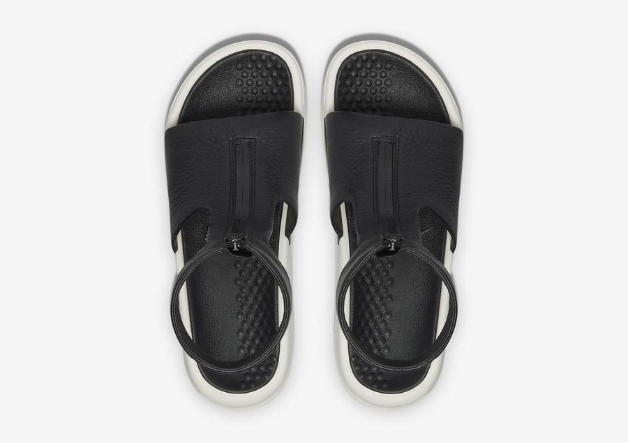 NikeLab Benassi Cuff Lux Sandal — horní pohled