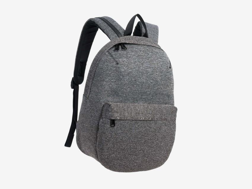 Herschel Supply — batoh na záda — Lawson — šedý melír — ApexKnit