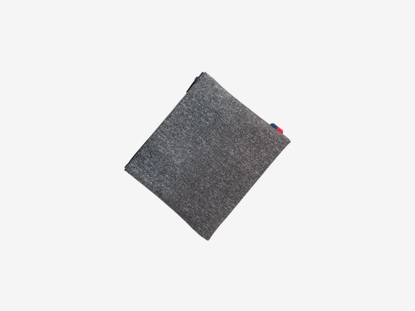 Herschel Supply — spisovka, pouzdro na dokumenty, psaníčko — Network — šedý melír — ApexKnit