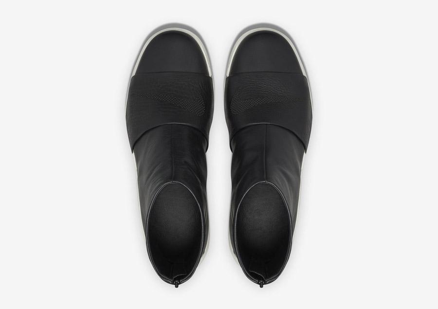 NikeLab Benassi Lux Boot — horní pohled
