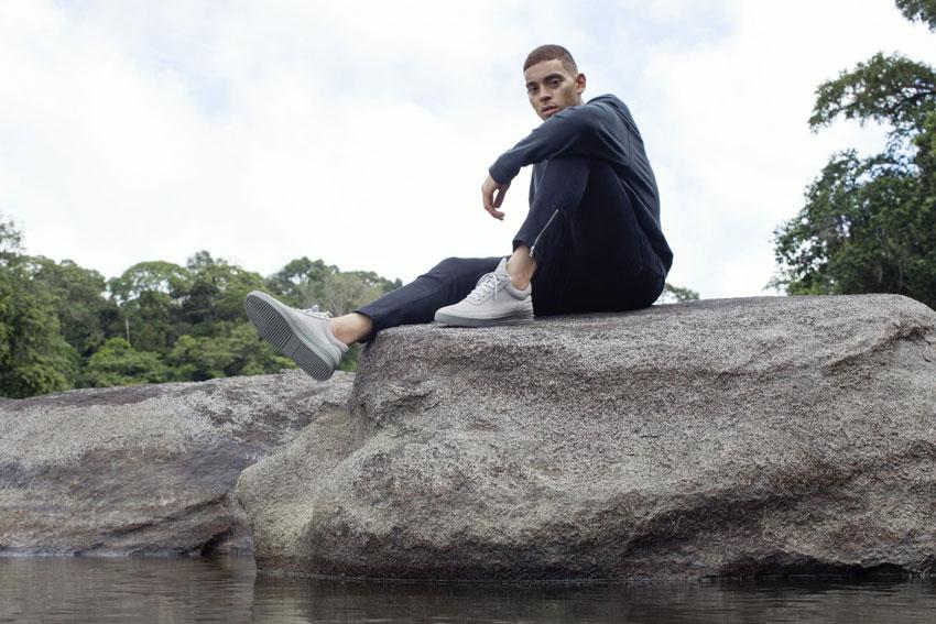 Filling Pieces — šedé sneakers, boty, sneakers — pánské, dámské — lookbook — Metamorphosis — jaro/léto 2016