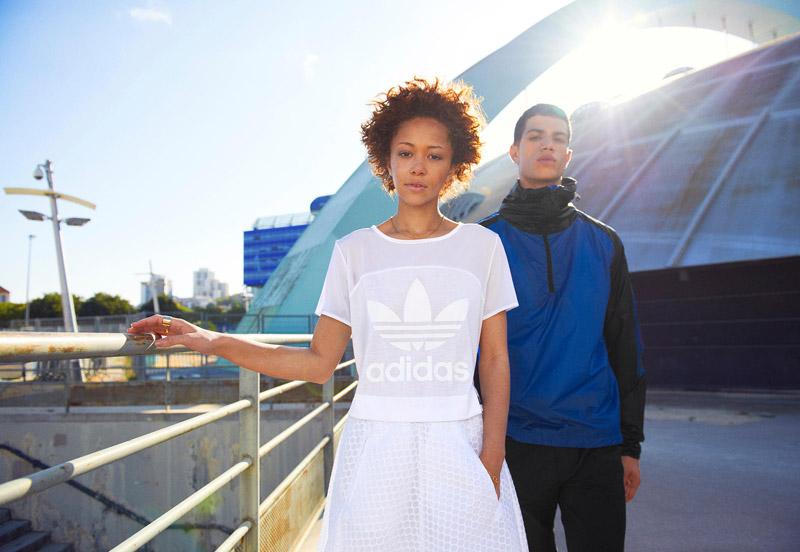 Retro sportovní oblečení adidas Originals Regista — jaro/léto 2016