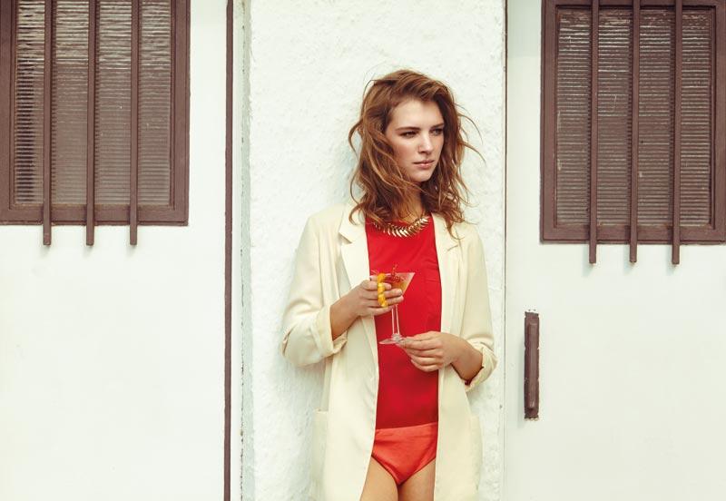 Vyletněná retro móda Compañía Fantástica — kolekce Made My Day