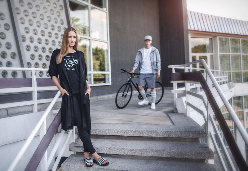 Iriedaily — pánská a dámská streetwear móda z Berlína — jaro/léto 2016