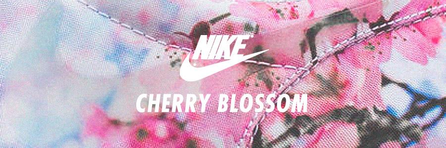 d3bcac81c3b ... vzorem třešňových květů. Nike Air Max 1 Print — Cherry Blossom — dámské  boty