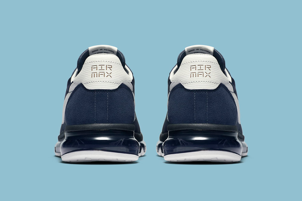 Nike Air Max LD-Zero H — zadní pohled — Hiroshi Fujiwara