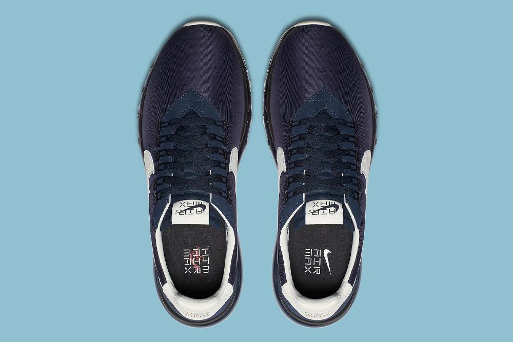 Nike Air Max LD-Zero H — horní pohled — Hiroshi Fujiwara