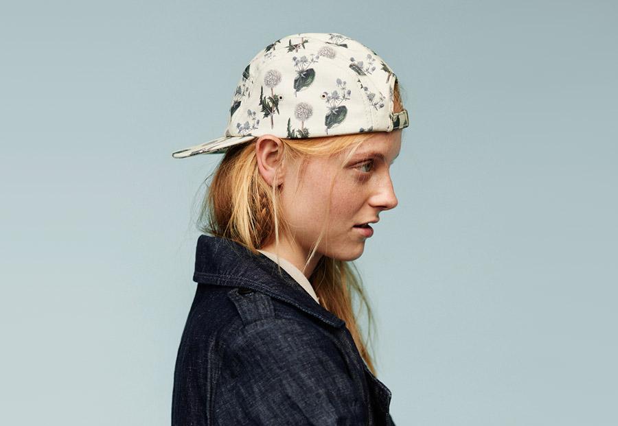 Paris+Hendzel — snapback kšiltovky 5panel, klobouky
