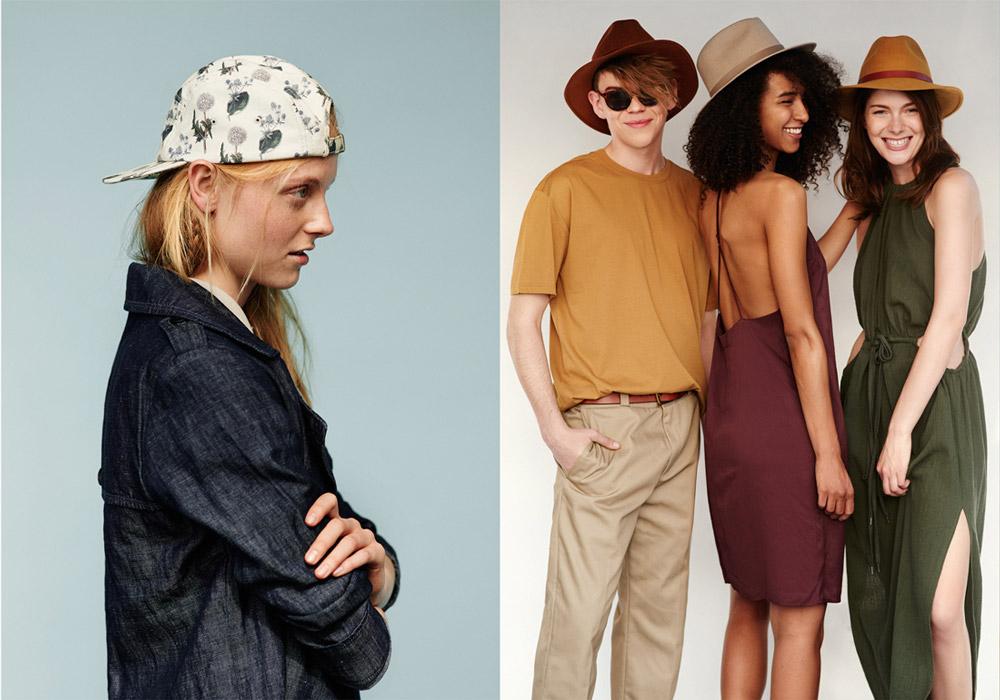 Paris+Hendzel — snapbacks 5 panel, světlá kšiltovka — elegantní klobouky —
