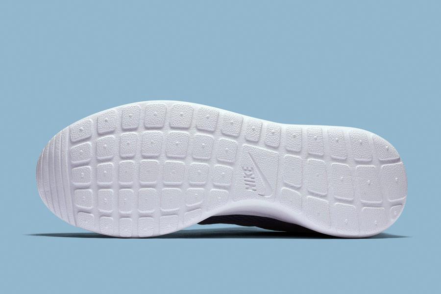 Nike Roshe One Hyper Breathe — podrážka — bílá