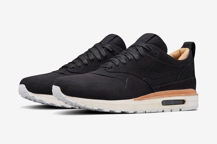 NikeLab Air Max 1 Royal — boty, tenisky, sneakers — dámské, pánské — černé — Nike Air Max 1