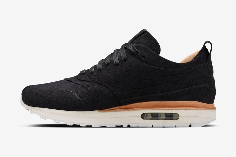 NikeLab Air Max 1 Royal — sneakers, boty, tenisky — dámské, pánské — černé — Nike Air Max 1