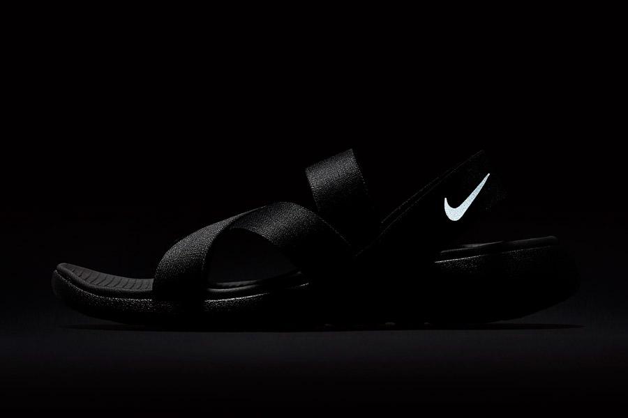 Nike Roshe One Sandals WMNS — dámské sandály, letní — reflexní prvky
