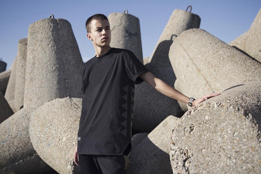 Backyard Cartel — černé tričko — pánské — kolekce Rock
