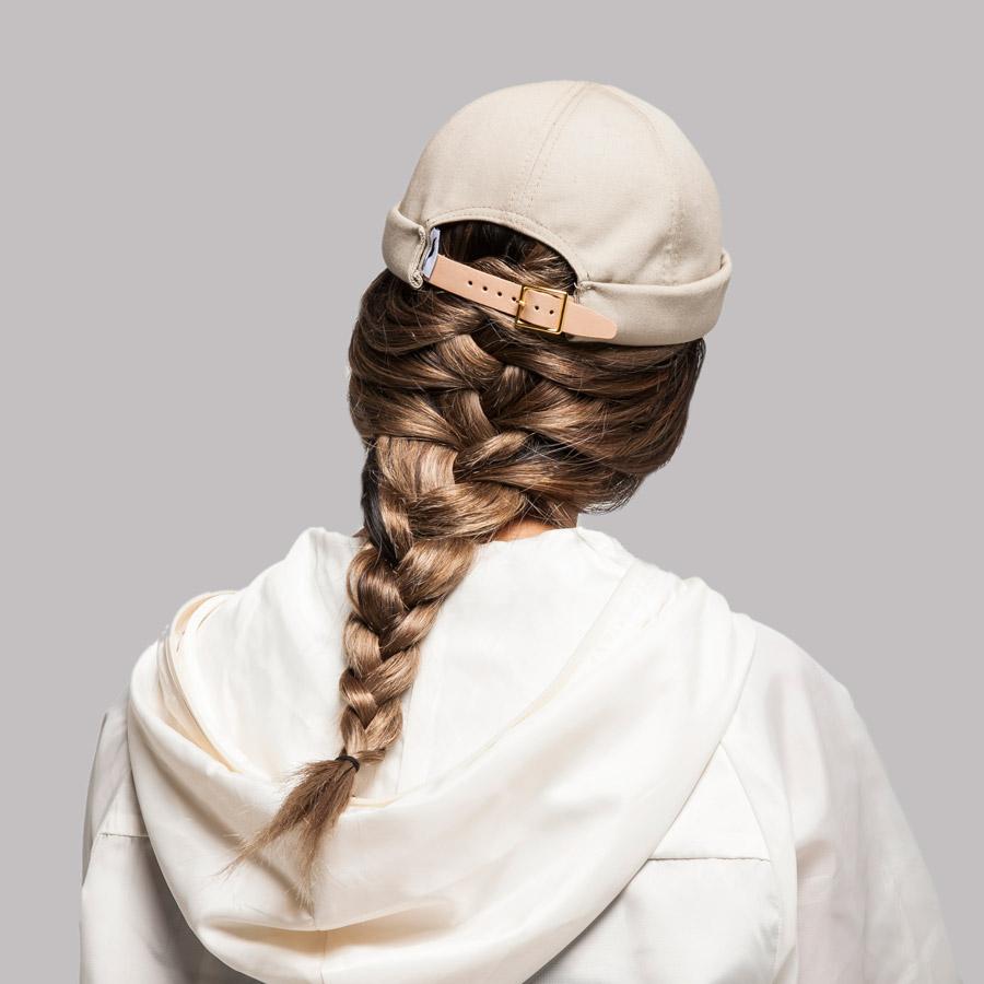 Publish — Calyb Roll Cap — snapback čepice bez kšiltu — plátěné — snapback hat