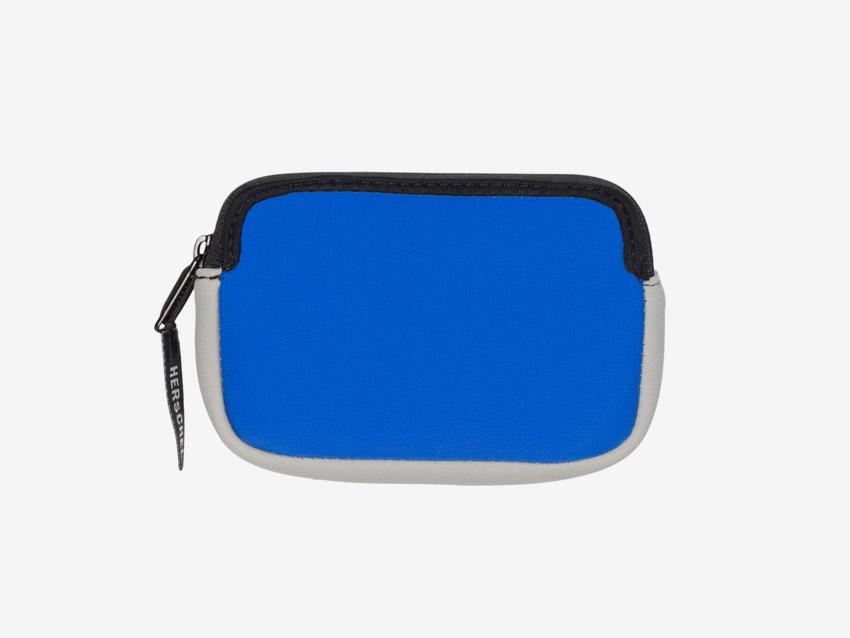 Herschel Supply — Oxford Wallet — peněženka — modrá
