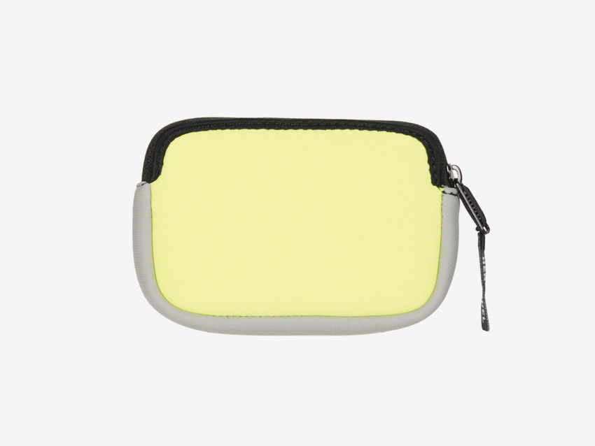Herschel Supply — Oxford Wallet — peněženka — žlutá