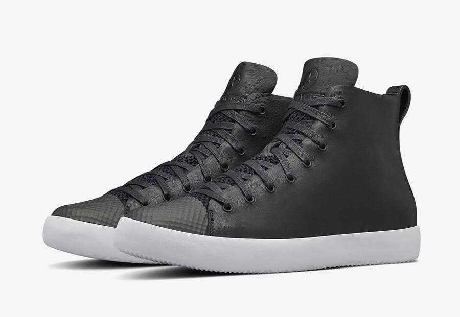 Converse All Star Modern High Top HTM — kotníkové boty — dámské, pánské — kožené tenisky — Conversky