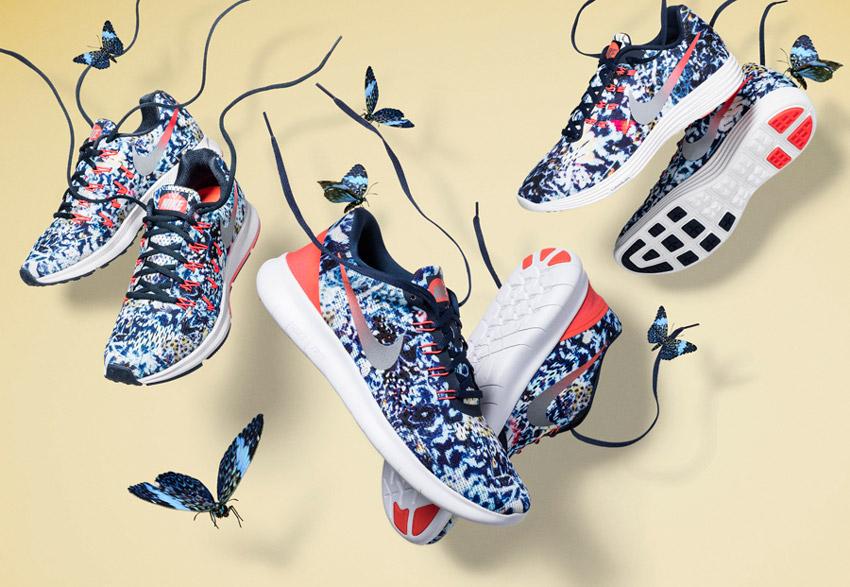 Nike Running Jungle Pack — běžecké boty a oblečení — dámské, pánské