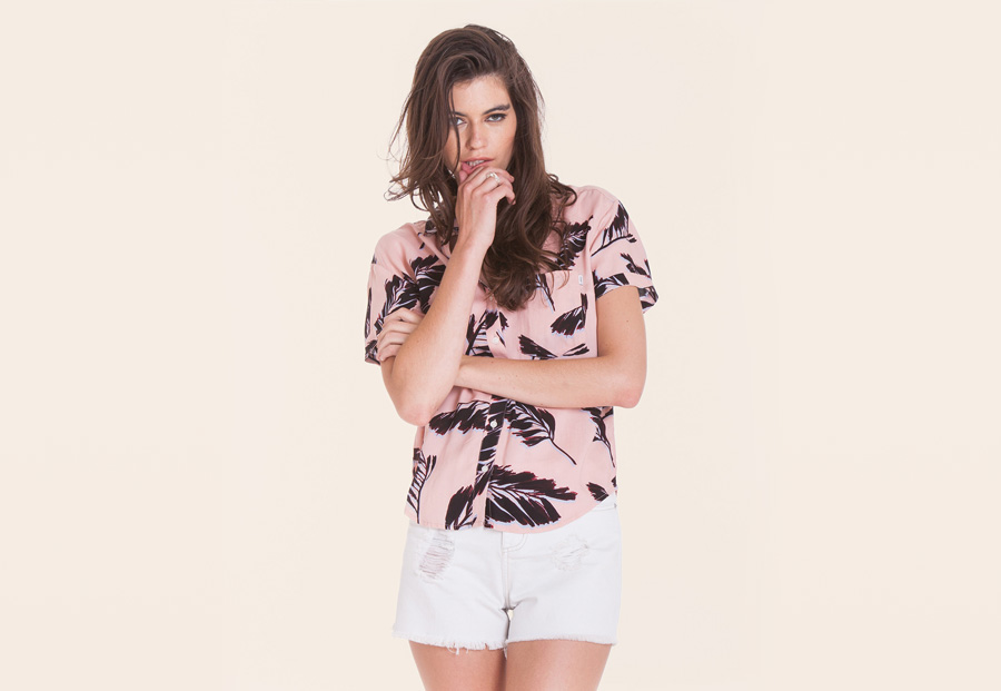 Obey — dámské oblečení — léto 2016