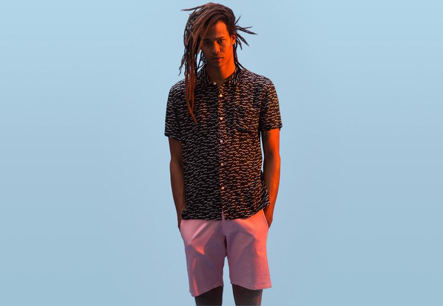 Obey — pánské oblečení — léto 2016