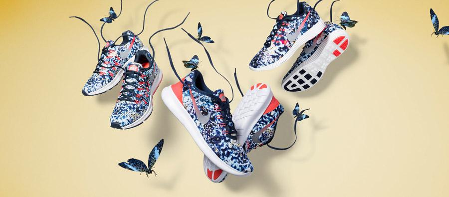 Nike Jungle Pack — běžecké letní boty a oblečení — sportovní oblečení, barevné — dámské, pánské