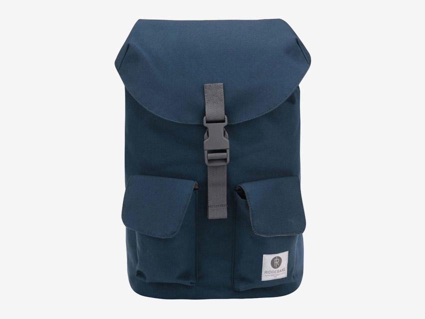 Ridgebake — plátěný batoh — Glance — modrý