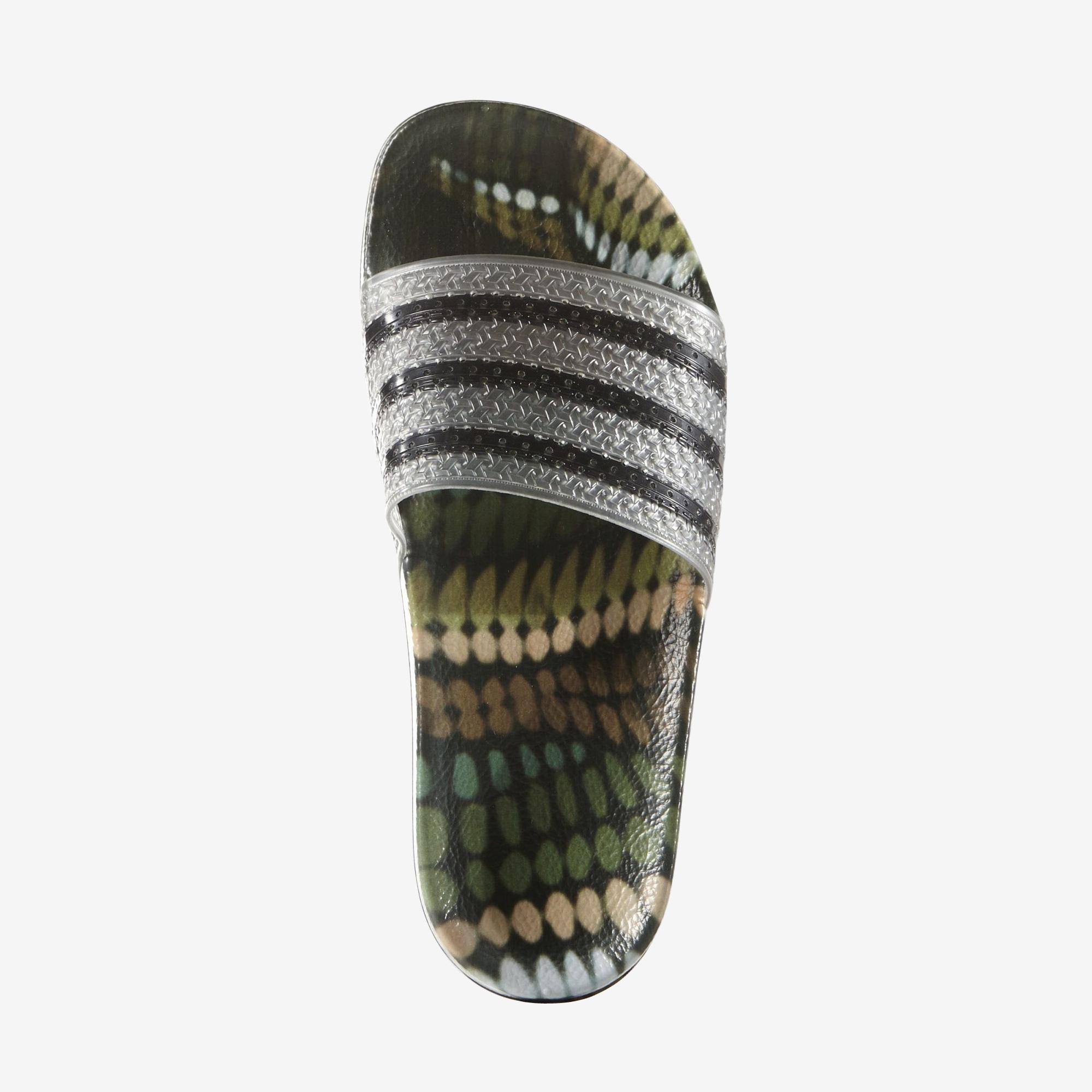 adidas Originals adilette Rita Ora — dámské pantofle — nazouváky — slides — černé, barevné