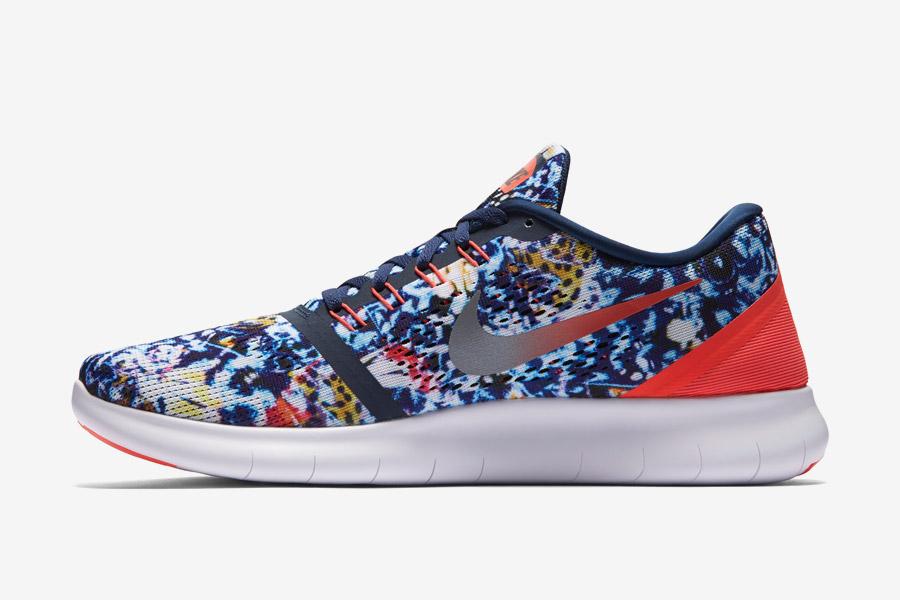 Nike Free RN — běžecké boty, tenisky — pánské, dámské — Nike Jungle Pack