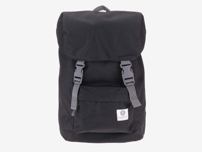 Ridgebake — plátěný batoh — Hook — černý