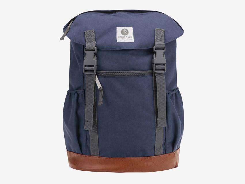 Ridgebake — plátěný batoh — Otone — modrý