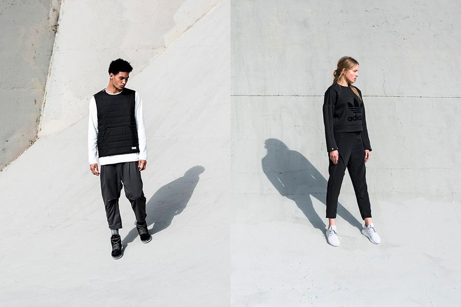 adidas Originals — sportovní oblečení — kolekce Regista — podzim/zima 2016