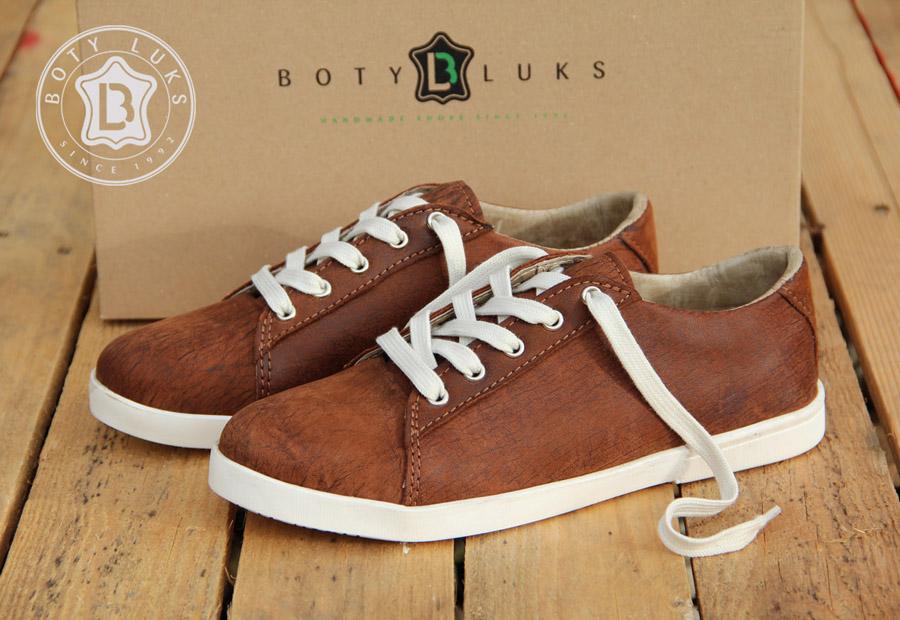BotyLuks — české tenisky, české boty — kožené vycházkové tenisky — pánské, dámské