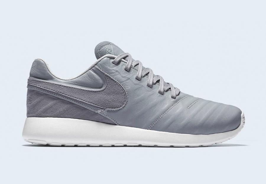 Nike Roshe Tiempo VI QS — tenisky — kožené boty — pánské, damské